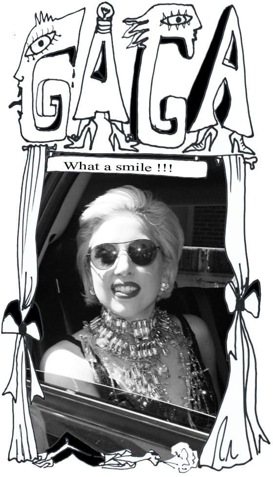 gaga collier limousine