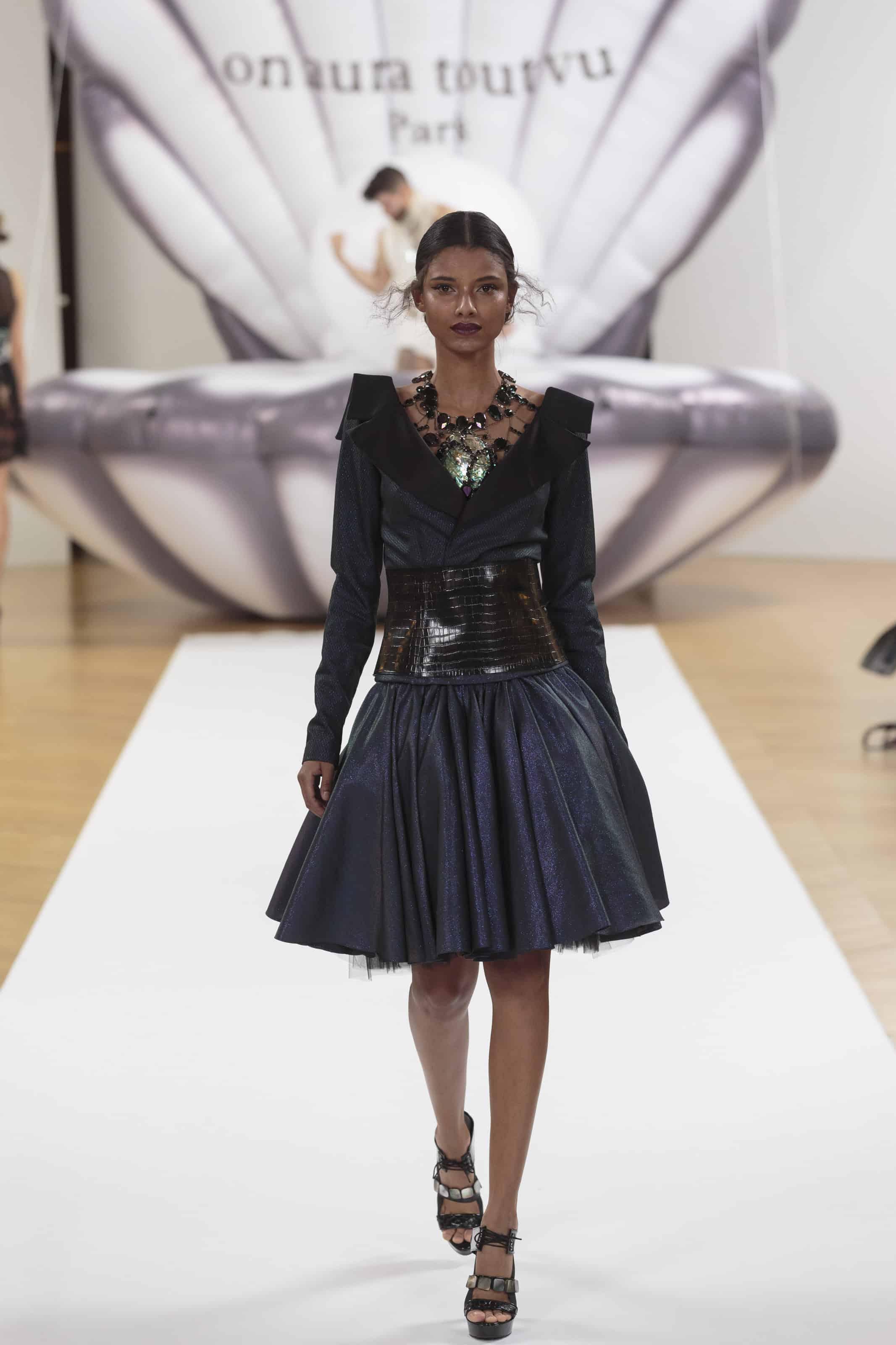 on aura tout vu couture spring summer 2017 Haute Couture Fashion Week Yassen Samouilov Livia Stoianova