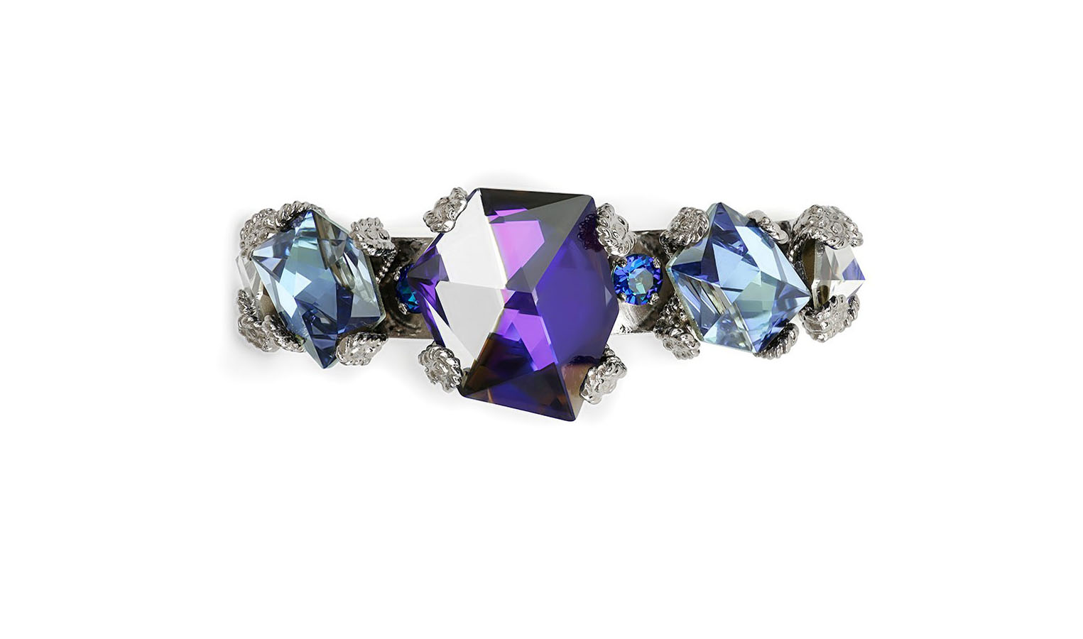cuff by on aura tout vu for swarovski ss18 Chris Bangle