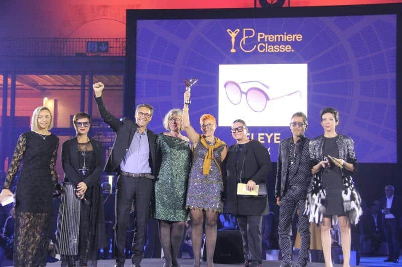 Prix du salon Premiere Classe FLEYE avec Fox