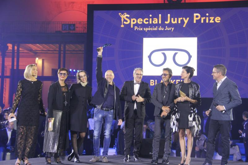 Prix special du Jury BLACKFIN avec Arc