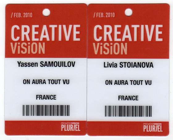 livia stoianova & yassen samouilov creative vision