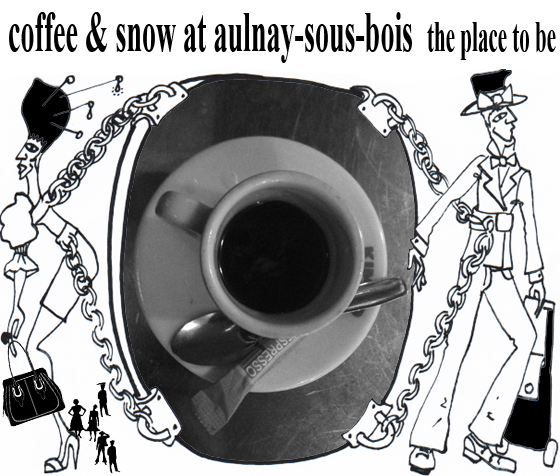cafe - the place to be aulnay-sous-bois
