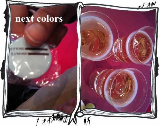 next colors