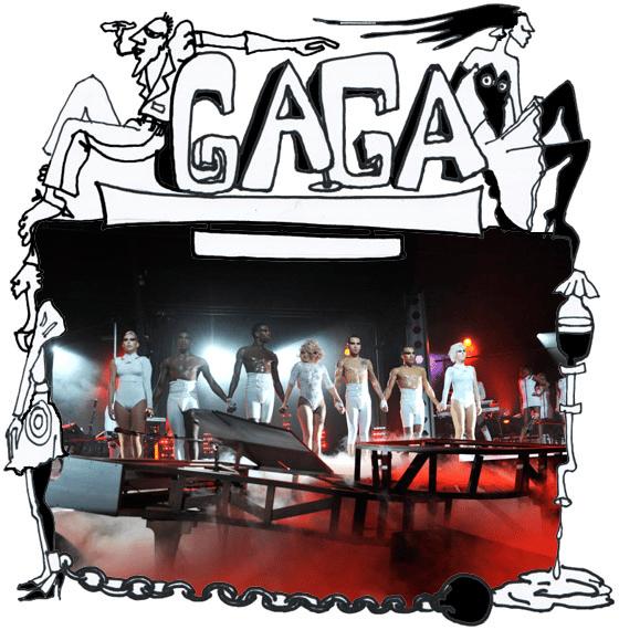 Lady Gaga en on aura tout vu en live pour la fondation Elton John