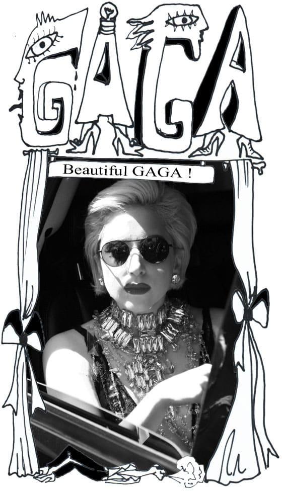 gaga collier limousine 2