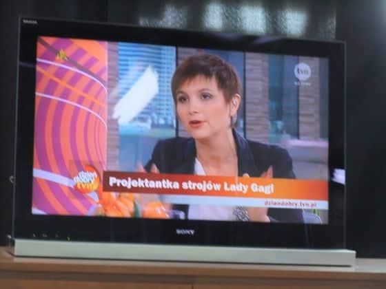Livia Stoianova, tv, direct, Varsovie