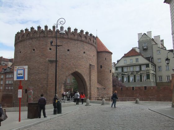 Varsovie, ville, immeuble