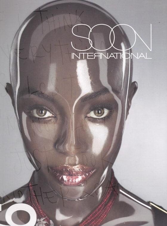soon magazine  luxury culture art  on aura tout vu
