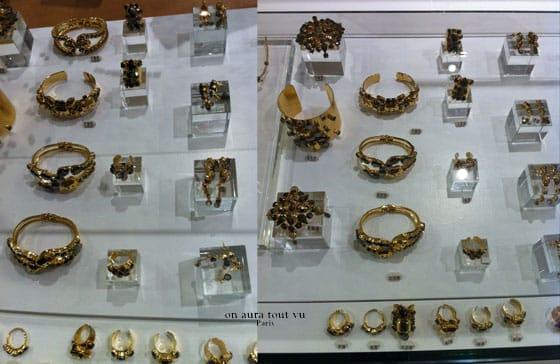 bijoux on aura tout vu gold by livia stoianova et yassen samouilov