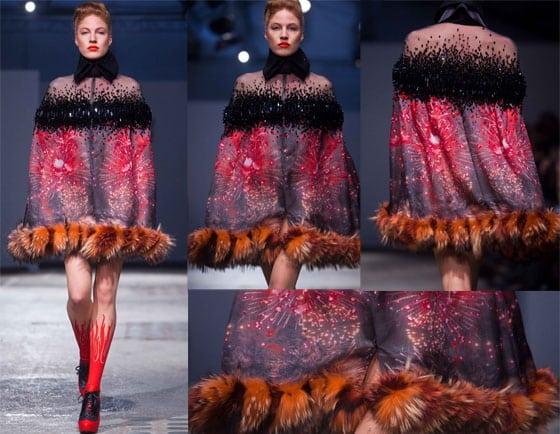 kopenhagenfur et fox on aura tout vu defile haute couture ete 2012