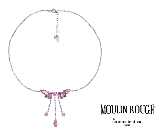 moulin rouge Collier New  Josephine par on aura tout vu by Yassen Samouilov Livia Stoianova