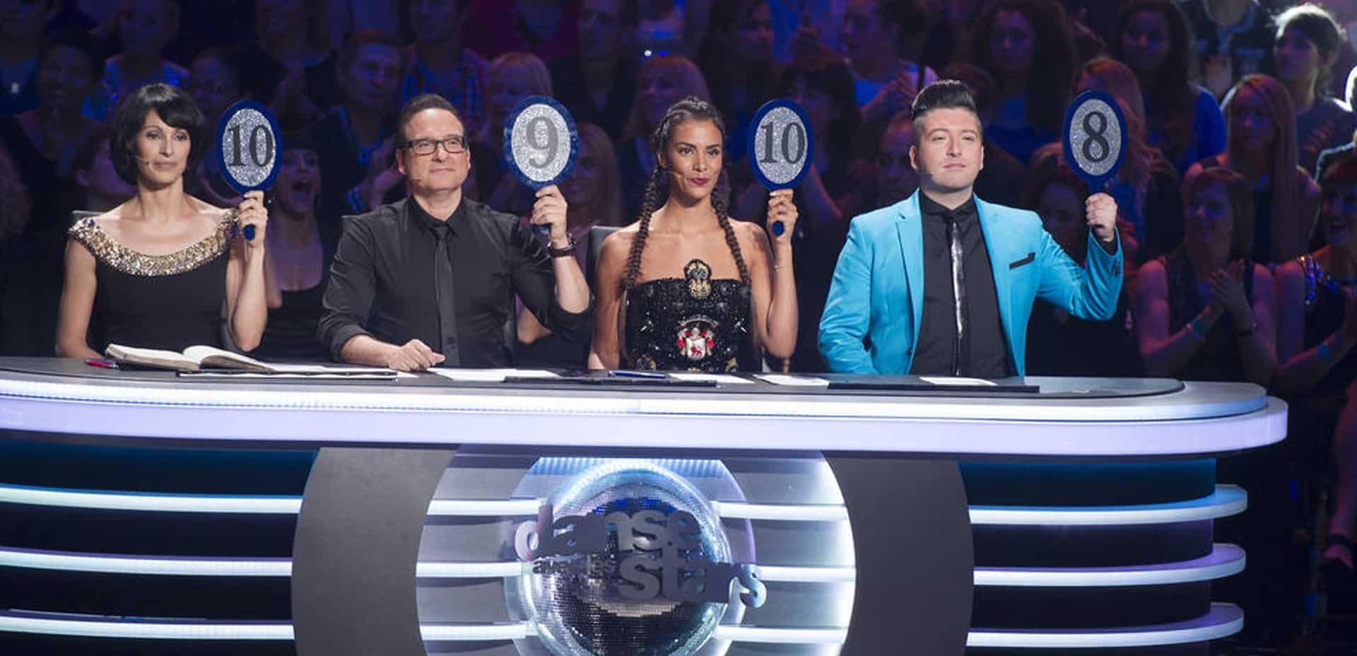 Danse avec les stars 4 Emission 5 du 26 octobre 2013 Pietragalla Jean Marc Généreux Shy'm en on aura tout vu  et Chris Marques