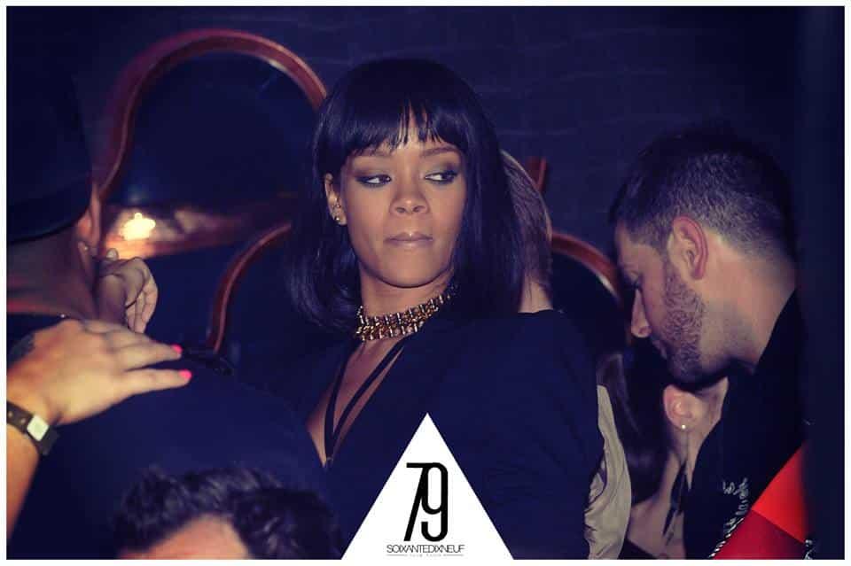 Rihanna et Drake on aura tout vu 79 club