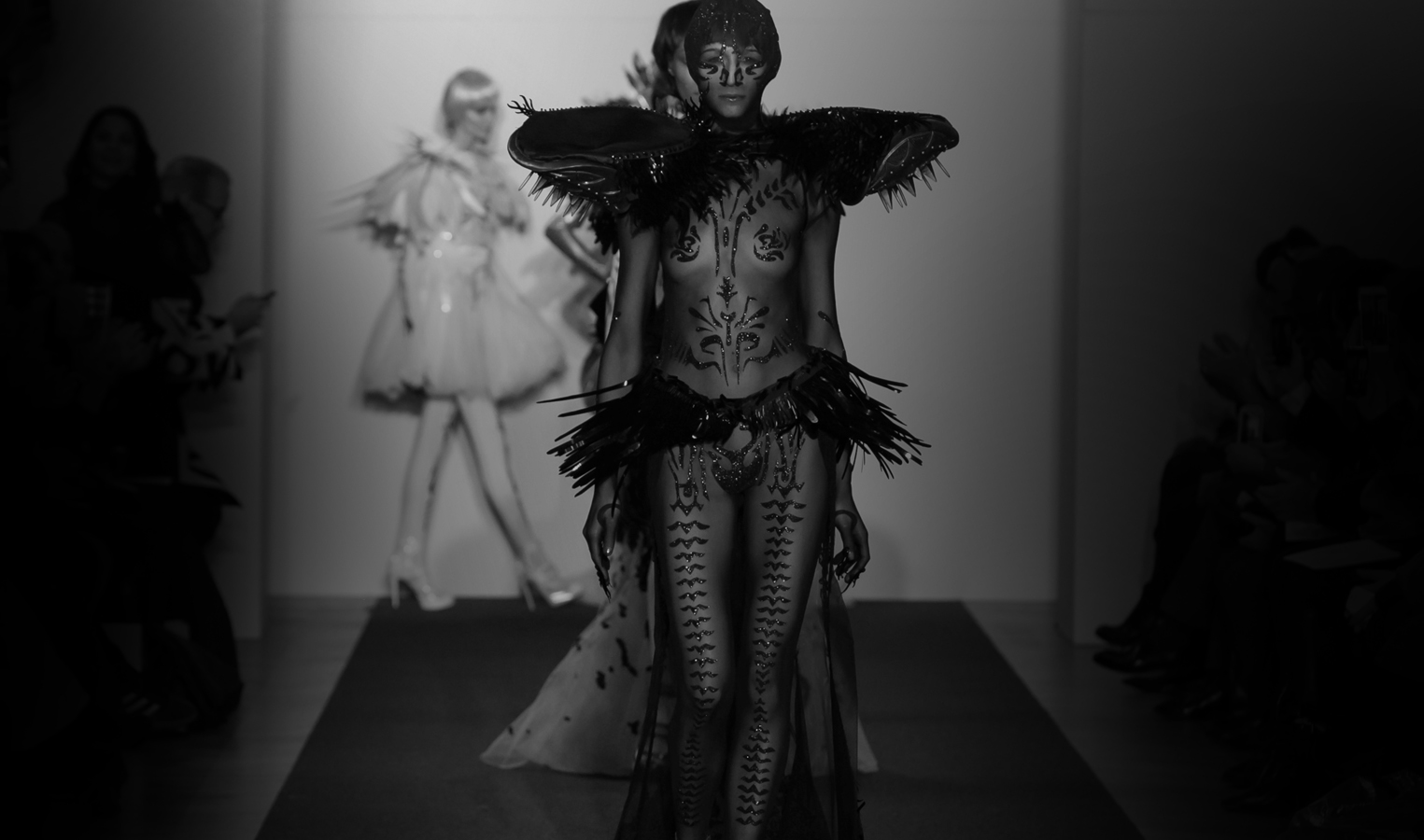 The final of on aura tout vu fashion show couture ss16