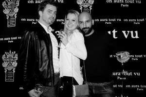 After Show on aura tout vu couture ss16 Queen club