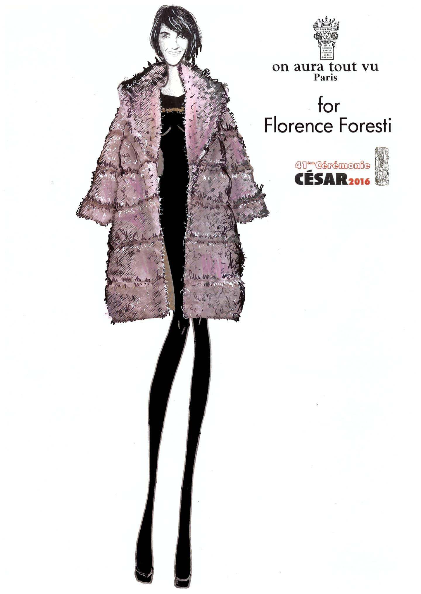 Florence_Foresti_on_aura_tout_vu_pour_cesar_2016_couture_coat
