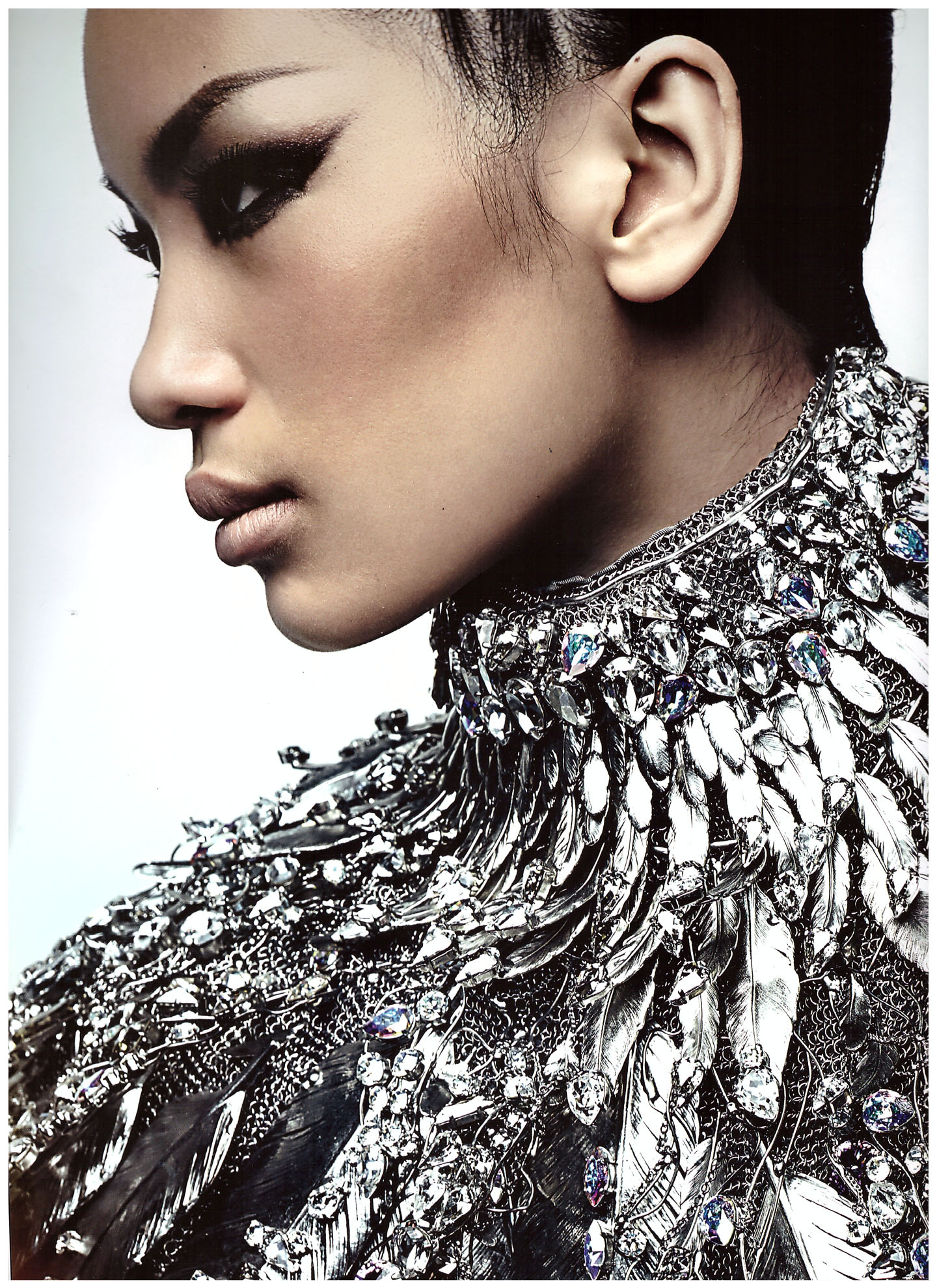 Swarovski book on aura tout vu accessories metal cristal