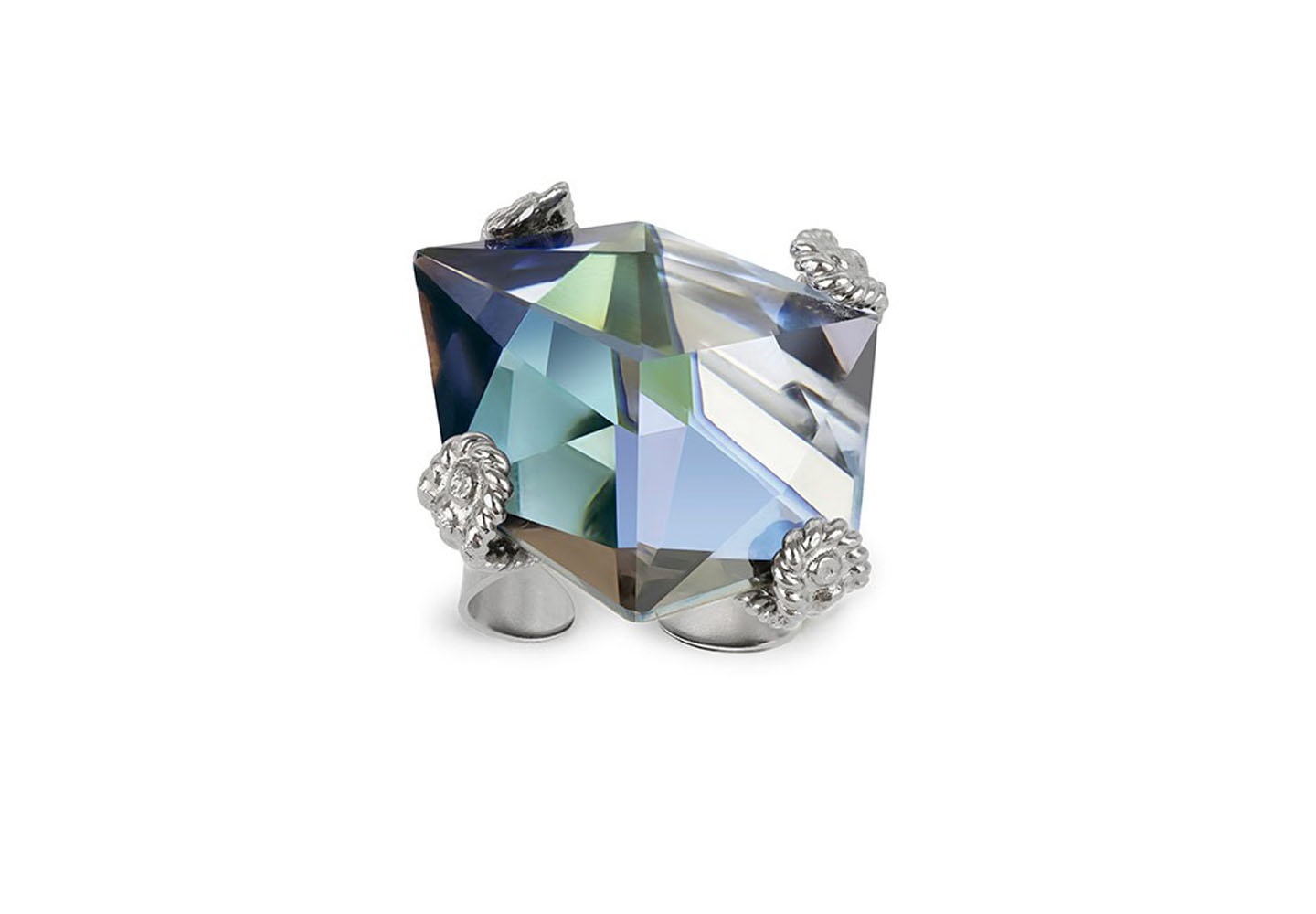 ring by on aura tout vu for swarovski tends ss18 Chris Bangle