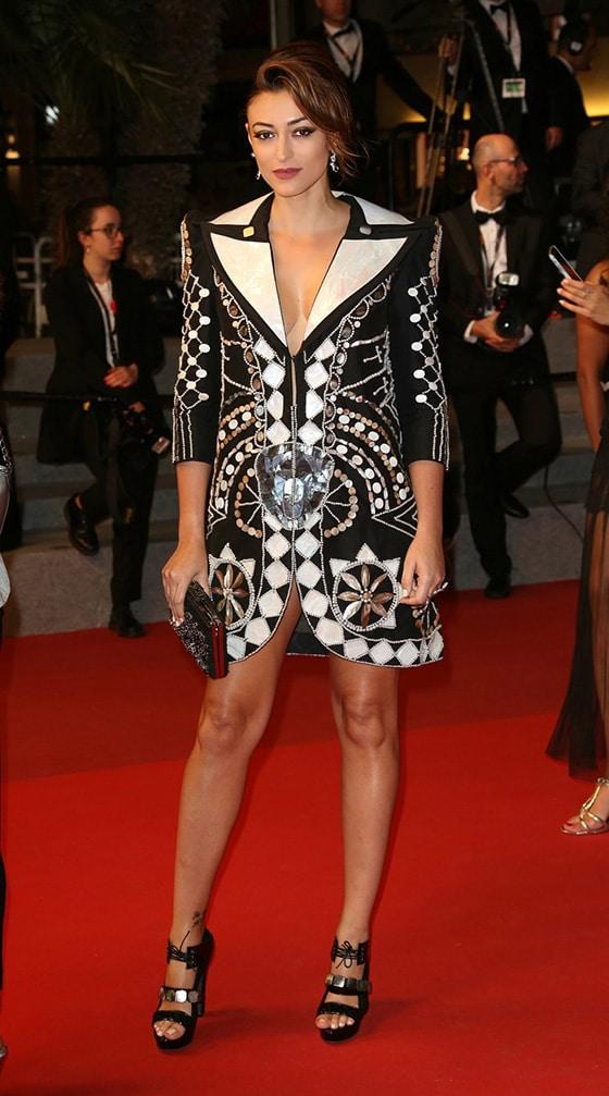 Cannes 2017 Rachel Legrain Trapani_en On Aura Tout Vu Couture