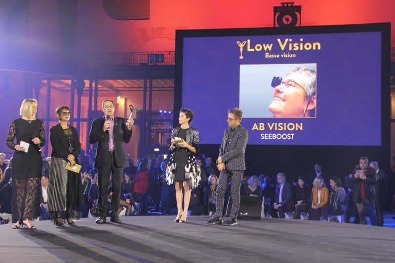 Categorie Basse Vision AB VISION avec SEEBOOST