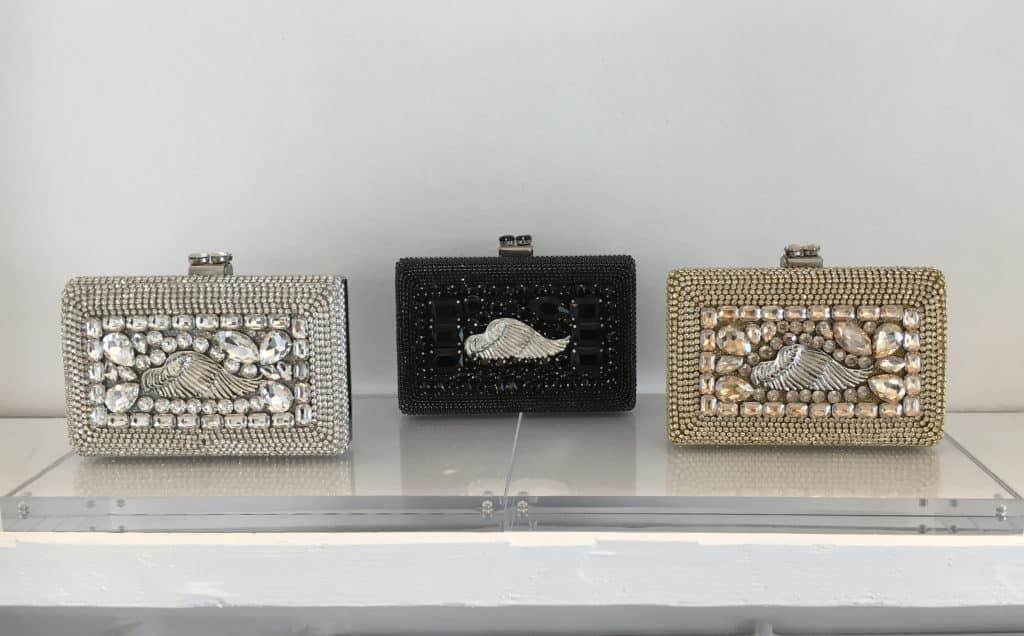On Aura Tout Vu shop in Naoussa Paros bags