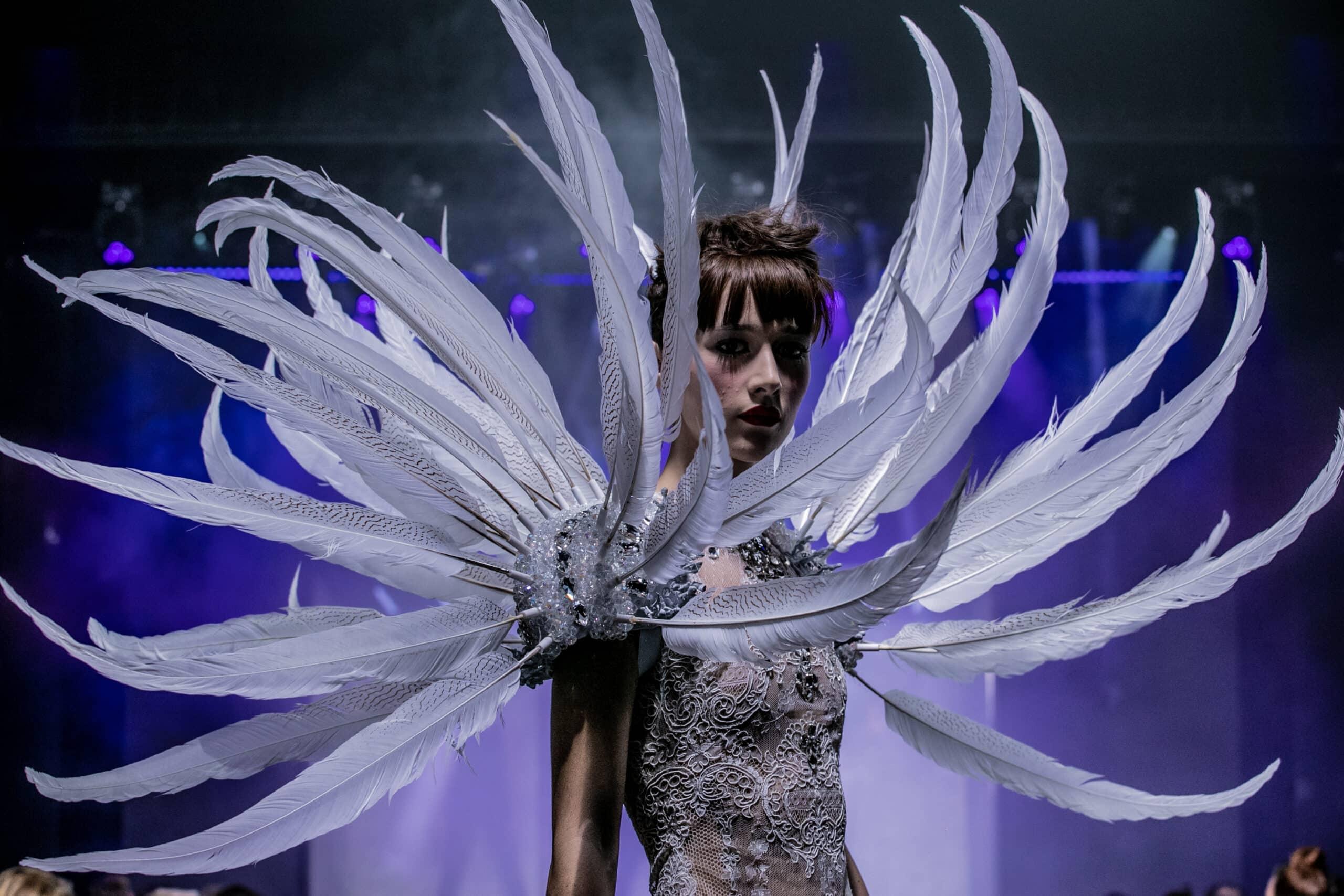 on aura tout vu couture spring summer 202 haute couture fashion week paris