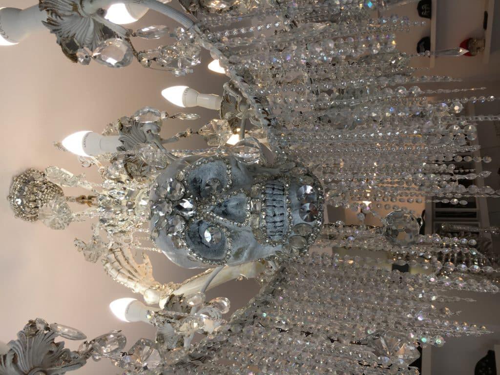 chandelier on aura tout vu paros naoussa store